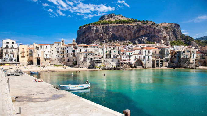 Fit und Gesund in Sizilien