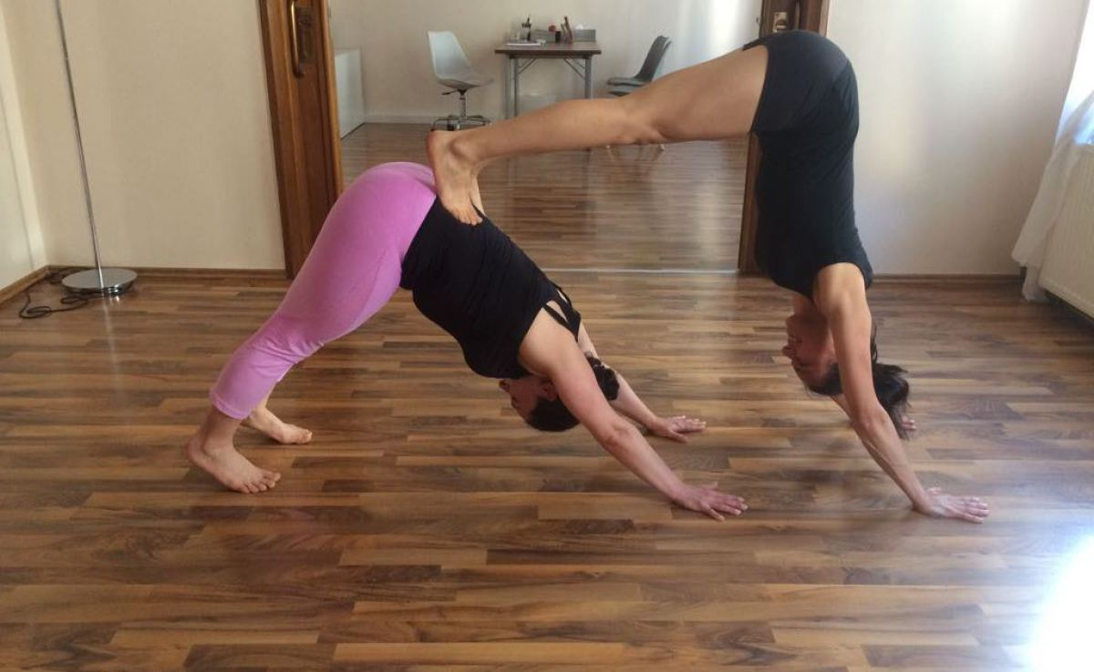 Personal Training Yoga Unterricht